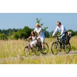 Journée à vélo en famille du 26 septembre 2021
